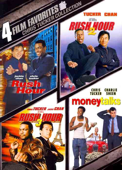4 FILM FAVORITES:CHRIS TUCKER COLLECT BY TUCKER,CHRIS (DVD)
